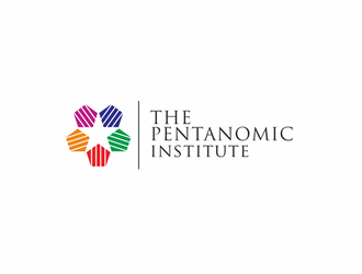 The Pentanomic Institute logo design