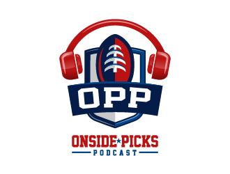 Onside Picks logo design