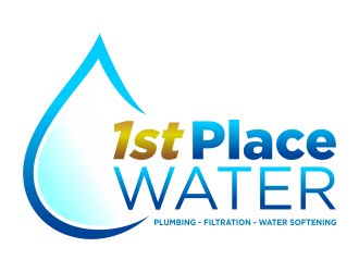 1st Place Water logo design