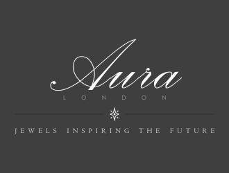 Aura logo design