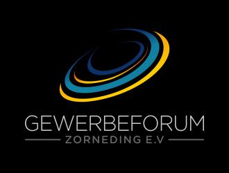 Gewerbeforum Zorneding e.V. logo design