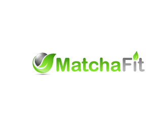 Get Matcha Fit logo design