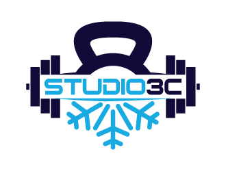 STUDIO 3C logo design