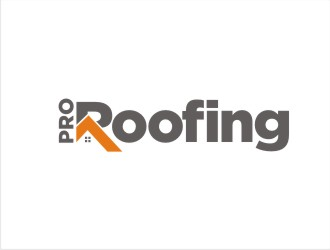 Pro Roofing Logo Design Concepts #66