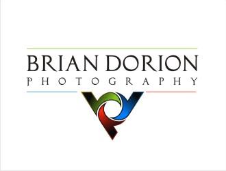 Brian Dorion Photography logo design