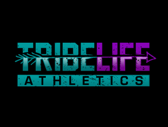 Tribe Life Athletics logo design