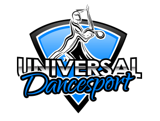 Universal Dancesport logo design