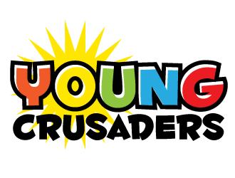 Young Crusaders logo design