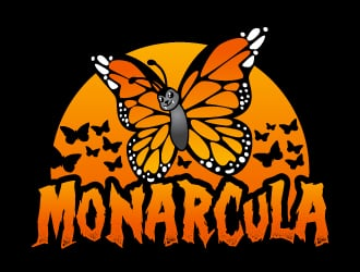 Monarcula logo design