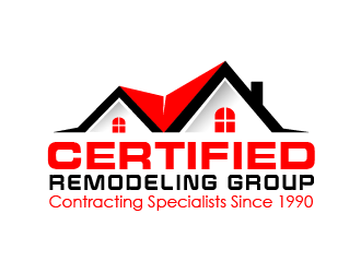 Certified Remodeling Group logo design