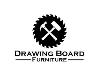 Drawing Board Furniture logo design