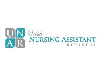 Utah Nursing Assistant registry (UNAR) logo design