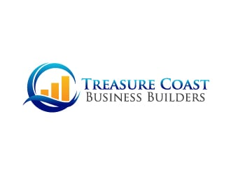 Treasure Coast Business Builders logo design
