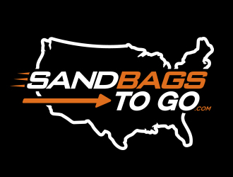 Sandbags To Go logo design