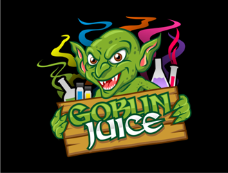 Goblin Juice logo design