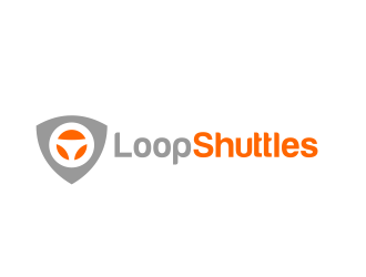 Loop Shuttles logo design