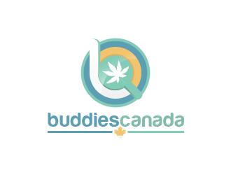 Buddies Canada logo design