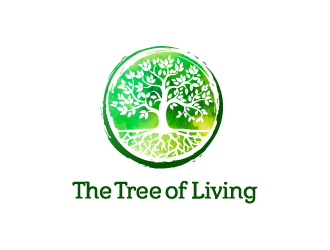 The Tree of Living logo design