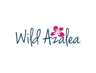 Wild Azalea logo design