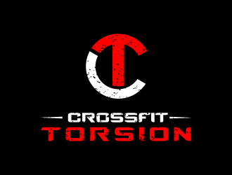 CrossFit Torsion logo design