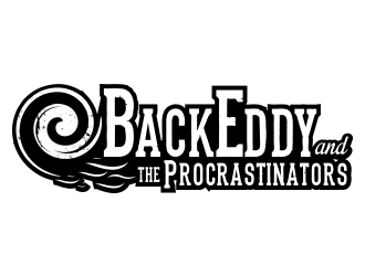 BackEddy and the Procrastinators logo winner