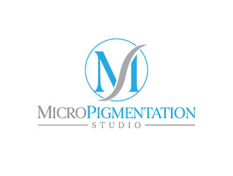 Micropigmentation Studio logo design