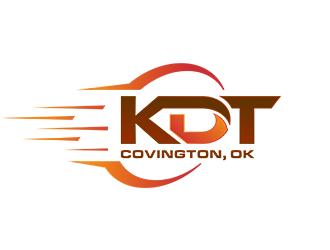 KDT logo design