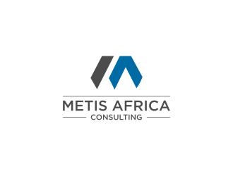 Metis Africa Consulting logo design