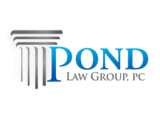 POND Law Group, PC logo design