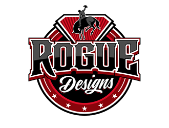 Rogue Designs logo design