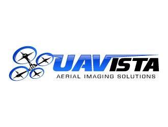 UAVISTA logo design