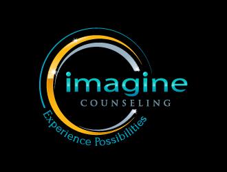 Imagine Counseling logo design