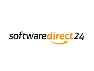 Softwaredirect24 logo design