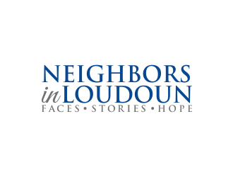 Neighbors of Loudoun logo design