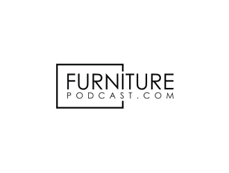 Furniture Podcast.com logo design