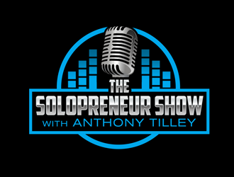 The Solopreneur Show logo design