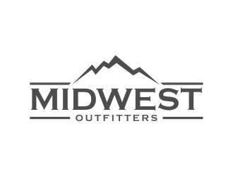 Midwest Outfitters logo design