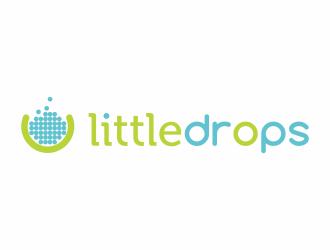Little Drops logo design