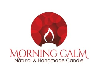 Morning Calm logo design