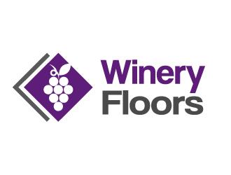 Winery Floors logo design