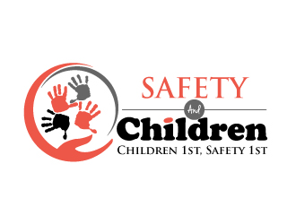 Safety And Children logo design