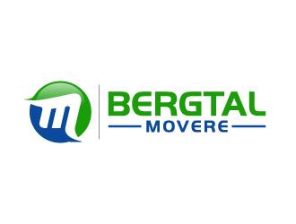 Bergtal Movere logo design