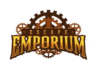 Escape Emporium logo design