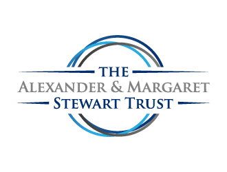 The Alexander and Margaret Stewart Trust logo design
