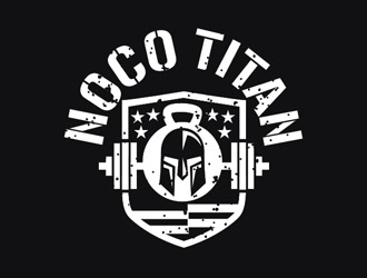 Titan Strength and Sports Conditioning, LLC or NOCO TITAN logo design