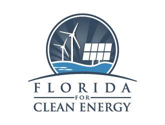 Florida for Clean Energy logo design