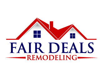 Fair Deals Remodeling logo design