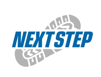 Next Step logo design
