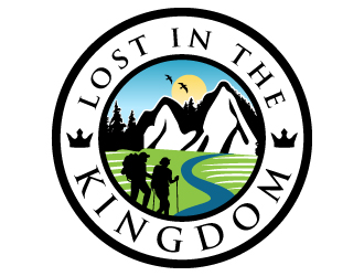 Lost in the Kingdom logo design