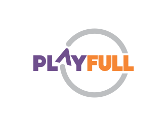 PLAYFULL logo design